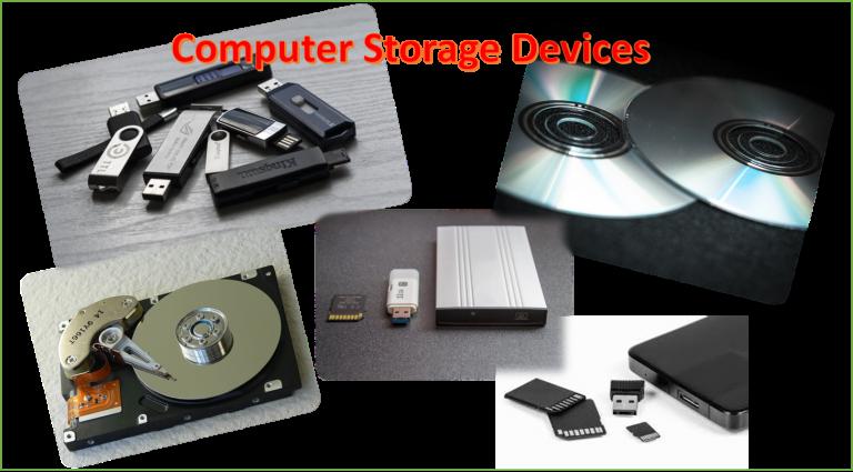 Computer Storage Device